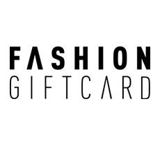 Fashion gift card